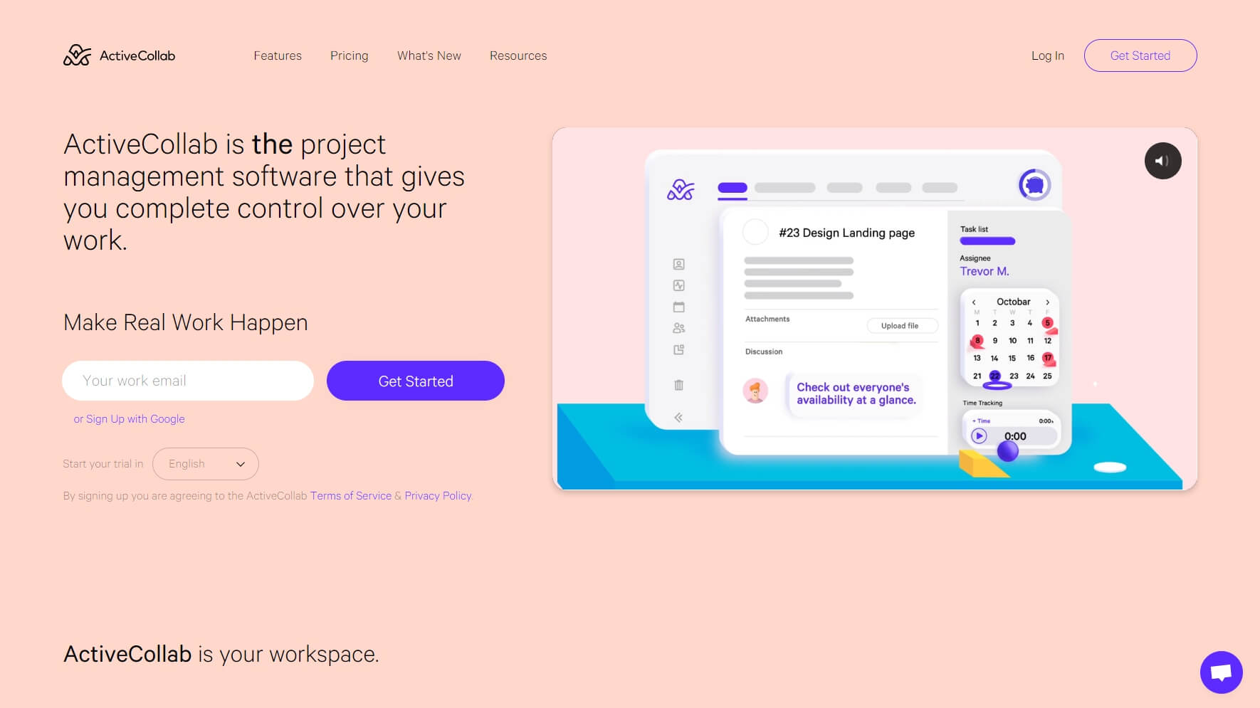 Active Collab - Project Management Tool