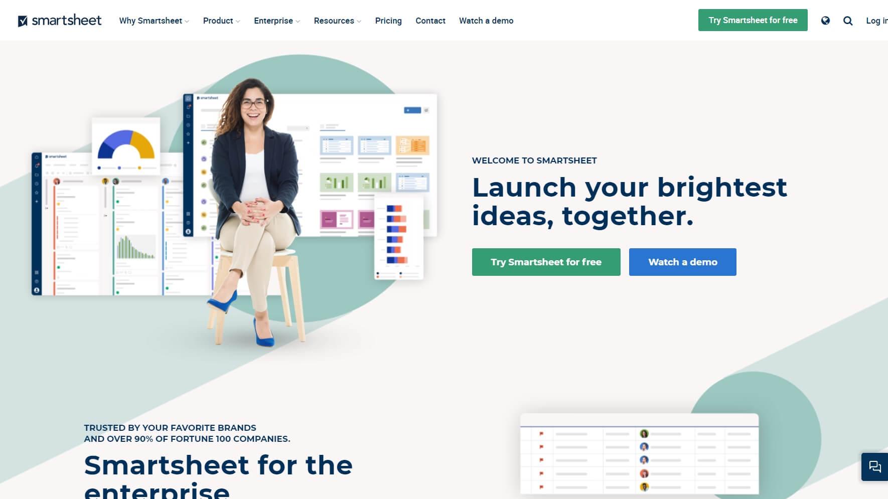 Smartsheet - Project Management Tool